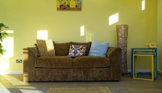 Cómo hacer cojines para sofás