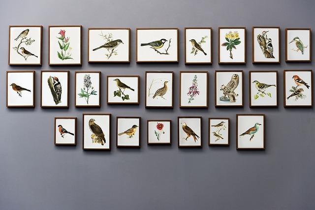 Fotografías y cuadros en la decoración de nuestro hogar