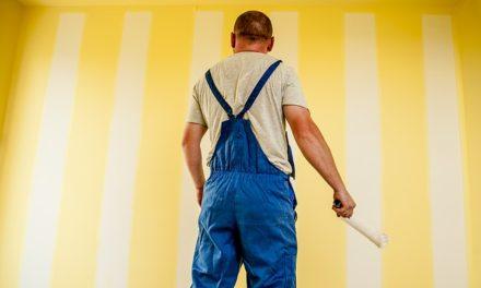 La pintura en la decoración de interiores