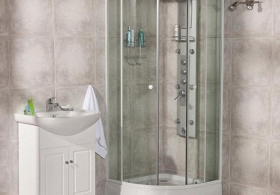 El cambio de la bañera por un plato de ducha
