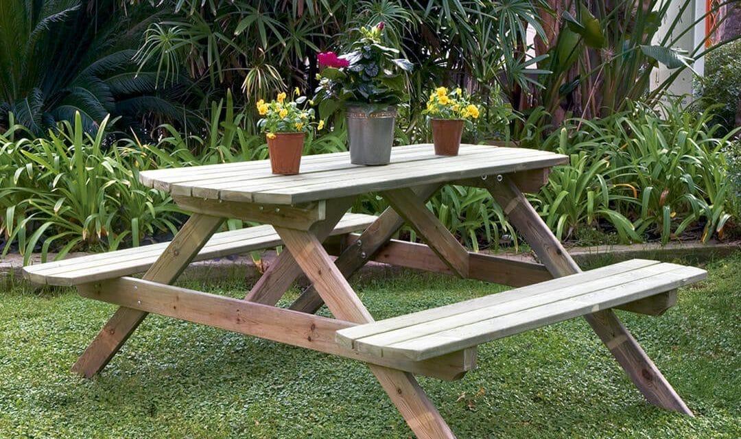 Cómo elegir muebles de jardín ideales