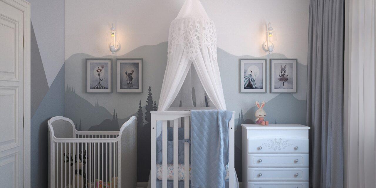 Cómo decorar la habitación de tu bebé