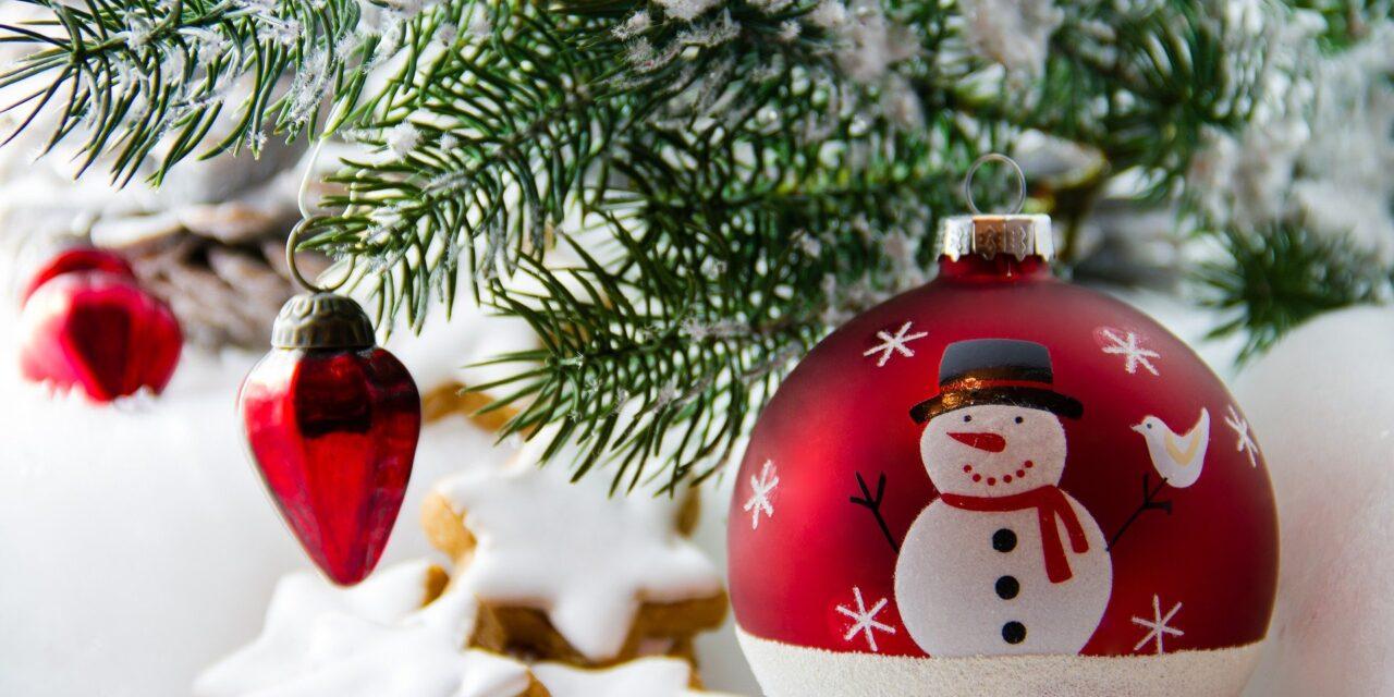 ¿Cómo decorar tu salón en navidad?