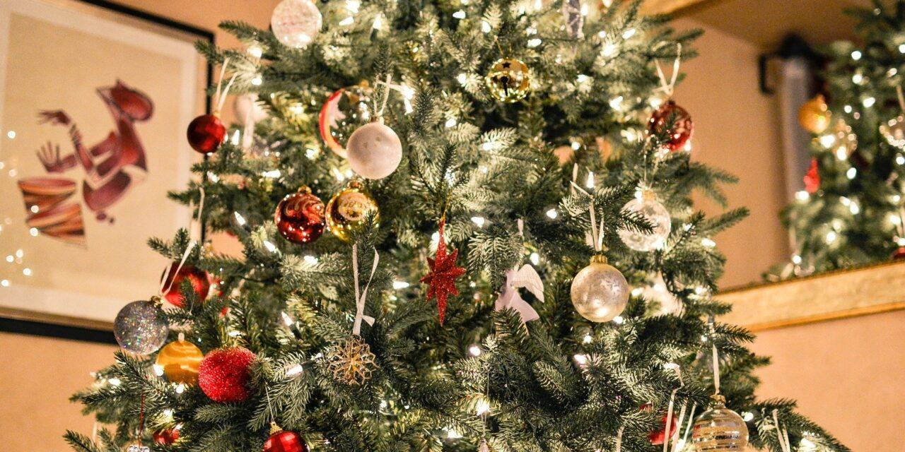 Cómo decorar el árbol de navidad